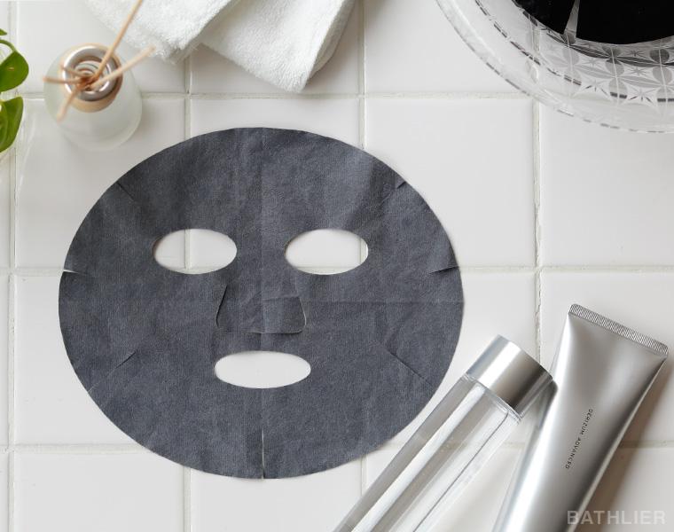 「おうち時間」は、体も、心も、お肌も、お風呂で元気!保湿・温冷兼用「おふろやさんがつくった、フェイスマスク」2020年7月22日発売。