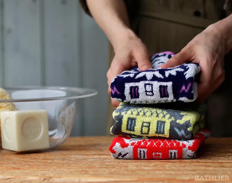 タオル製品のお手入れ方法