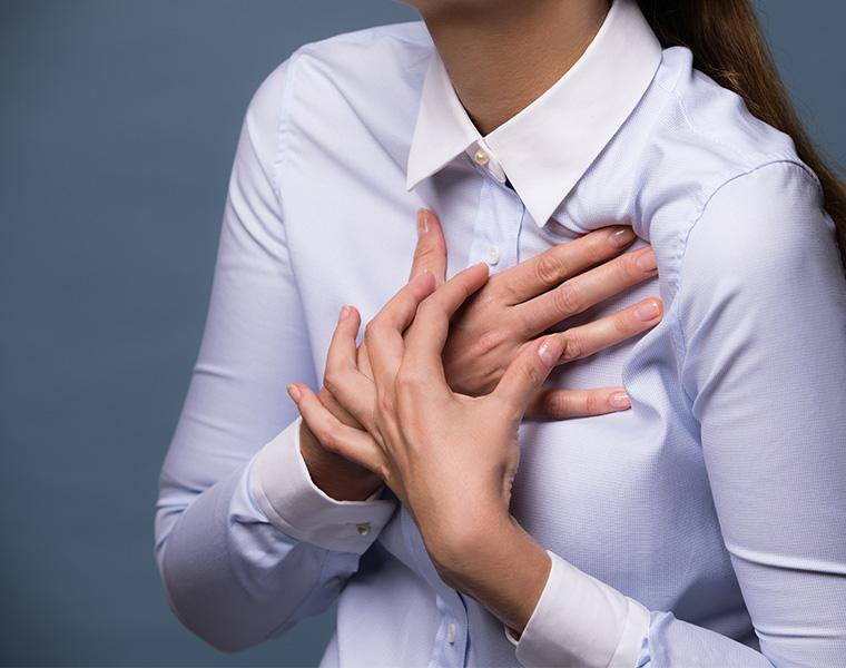 肋間神経痛とは?原因や治し方、お風呂でできる簡単予防策を解説