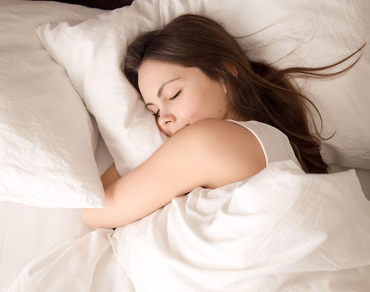 良質な睡眠と入浴の関係